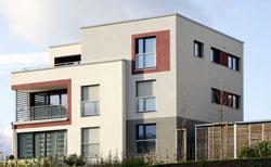 Massivhaus aus Beton