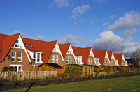 Reihenhaus - Kettenhaus bauen