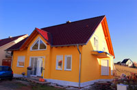Haus als Einfamilienhaus bauen