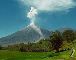 Wie wahrscheinlich ist die Beeinträchtigung von Photovoltaikanlagen durch Vulkanstaub?